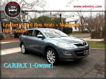 2010_Mazda_CX-9_AWD Grand Touring_ Arlington VA