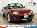 2010 Mazda MX-5 Miata GRAND TOURING PRHT AUTOMATIC PREMIUM PKG LEATHER BLUETOOTH BOSE