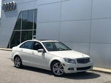 2010_Mercedes-Benz_C-Class_4dr Sdn C 300 Luxury RWD_ Cary NC