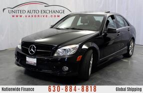 2010_Mercedes-Benz_C-Class_C 300 Luxury 3.0L V6 Engine AWD 4Matic w/ Sunroof, Hands-free Bluetooth Wireless Technology, Dual-Zone Climate Control,_ Addison IL