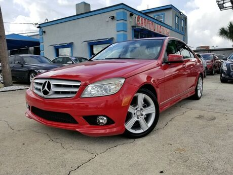 2010 Mercedes-Benz C-Class C 300 Luxury Jacksonville FL