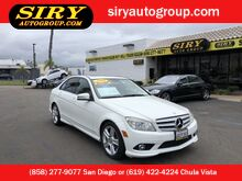 2010_Mercedes-Benz_C-Class_C 300 Luxury_ San Diego CA