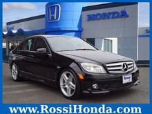 2010_Mercedes-Benz_C-Class_C 300 Sport 4MATIC_ Vineland NJ