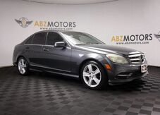 2010_Mercedes-Benz_C-Class_C 300 Sport Heated Seats,Sunroof_ Houston TX