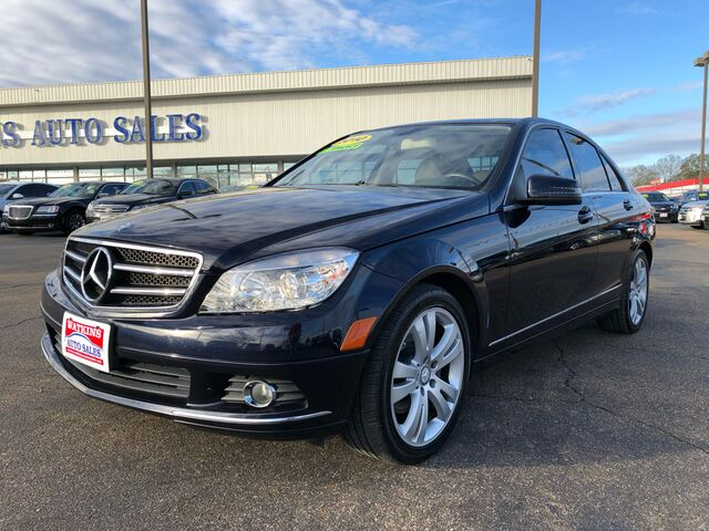 2010 mercedes benz c class c300 4matic luxury sedan jackson ms 28460407. Black Bedroom Furniture Sets. Home Design Ideas
