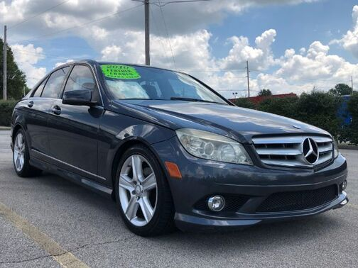 2010_Mercedes-Benz_C-Class_C300 4MATIC Sport Sedan_ Frankfort KY