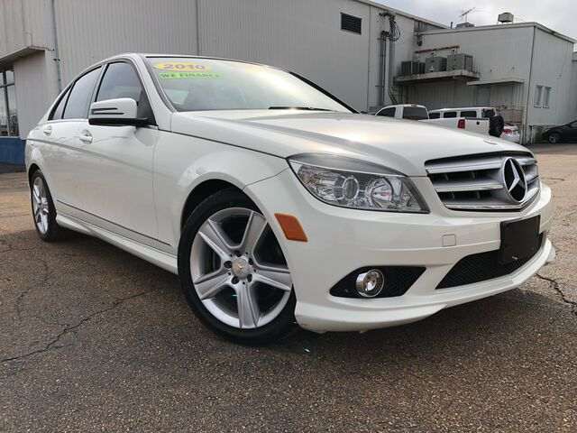 2010 Mercedes-Benz C-Class C300 Sport Sedan Jackson MS