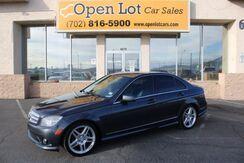 2010_Mercedes-Benz_C-Class_C300 Sport Sedan_ Las Vegas NV