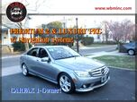 2010 Mercedes-Benz C300 Luxury 4MATIC Sedan