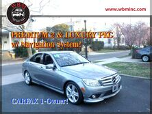 Mercedes-Benz C300 Luxury 4MATIC Sedan 2010