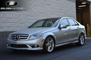 2010_Mercedes-Benz_C300_Luxury 4Matic_ Willow Grove PA