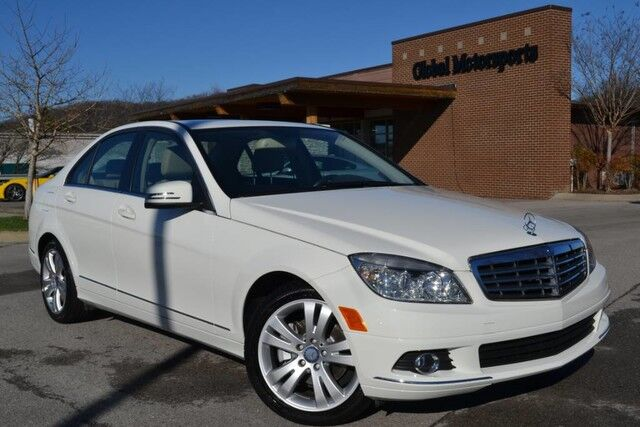 2010 Mercedes-Benz C300 Sport Local Trade/Low Mileage/Luxury Package/Heated Seats/Sunroof/Bluetooth Nashville TN