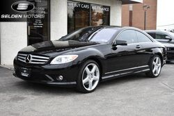 Mercedes-Benz CL550 4MATIC COUPE 2010