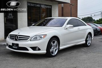 2010_Mercedes-Benz_CL550_4Matic_ Conshohocken PA
