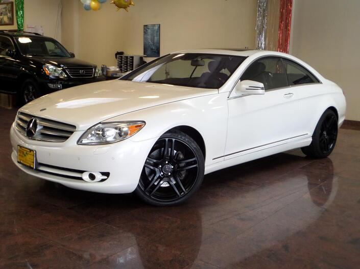 2010 Mercedes-Benz CL550 Navigation/ Night Vision Elmont NY