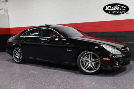 2010_Mercedes-Benz_CLS63 AMG_4dr Sedan_ Chicago IL