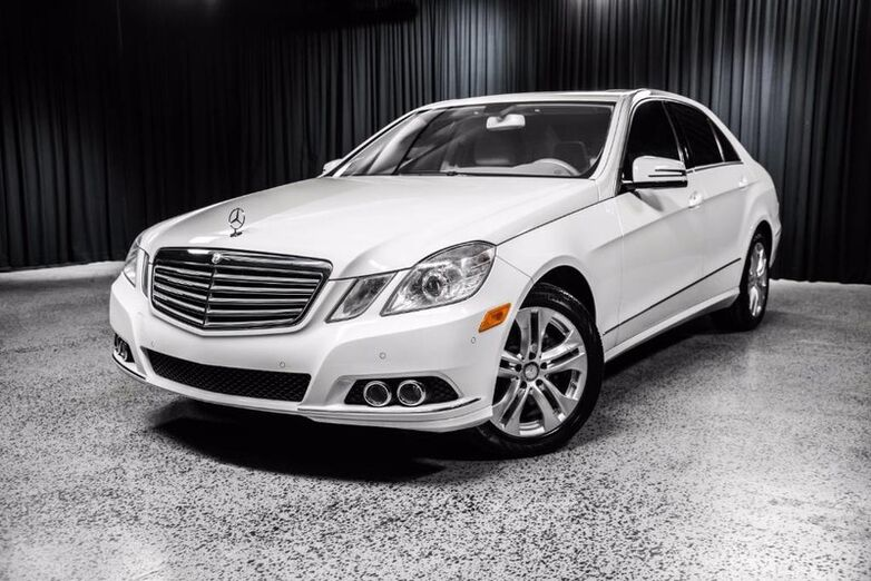 2010 Mercedes-Benz E 350 Sedan Luxury Scottsdale AZ