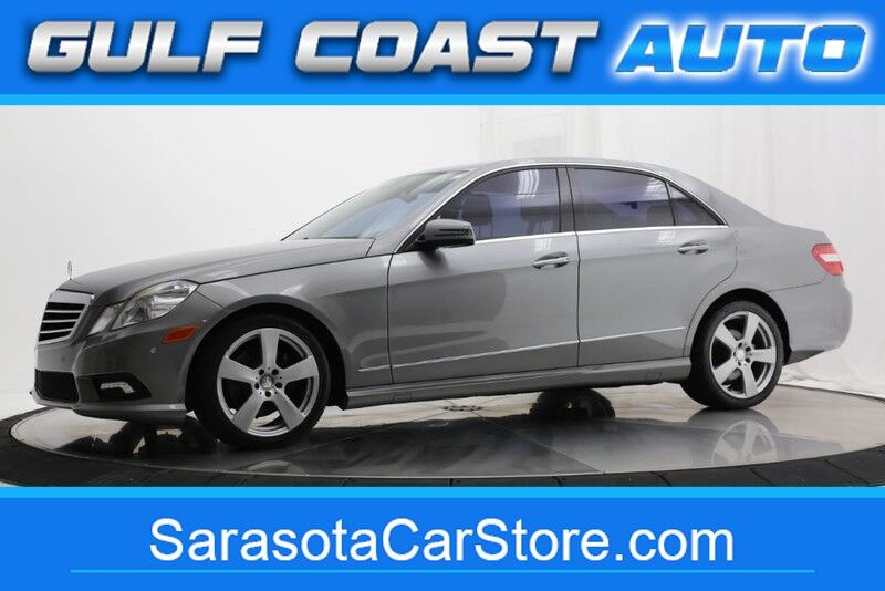 2010_Mercedes-Benz_E-CLASS_E 350 LUXURY LEATHER NAVI SUNROOF WHEELS RUNS GREAT !!_ Sarasota FL