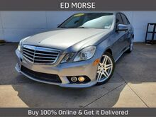 2010_Mercedes-Benz_E-Class_4dr Sdn E 350 Luxury RWD_ Delray Beach FL