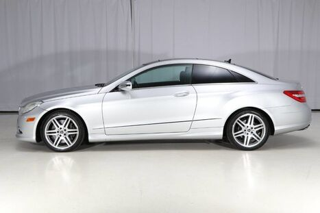 2010_Mercedes-Benz_E-Class Coupe_E 550_ West Chester PA