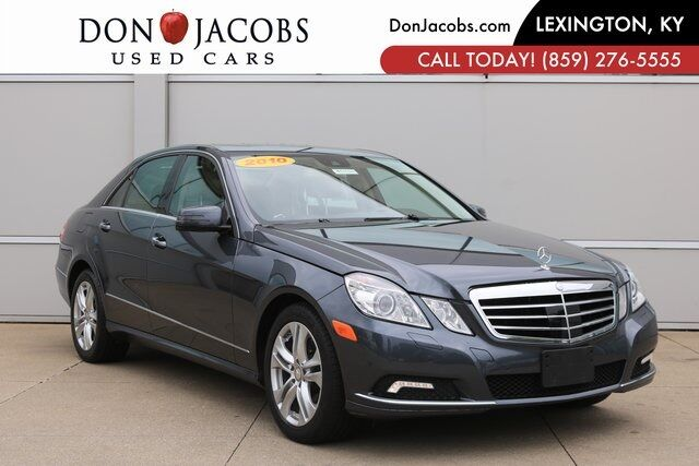 2010 Mercedes-Benz E-Class E 350 Lexington KY