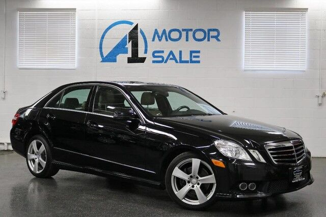 2010 Mercedes-Benz E-Class E 350 Luxury Schaumburg IL