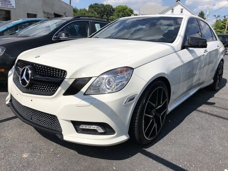 2010 Mercedes-Benz E-Class E 350 Luxury Whitehall PA