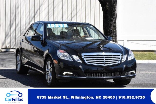 2010 Mercedes-Benz E-Class E 350 Luxury Wilmington NC