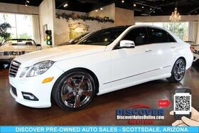 2010_Mercedes-Benz_E-Class_E 350 Sport Sedan 4D_ Scottsdale AZ