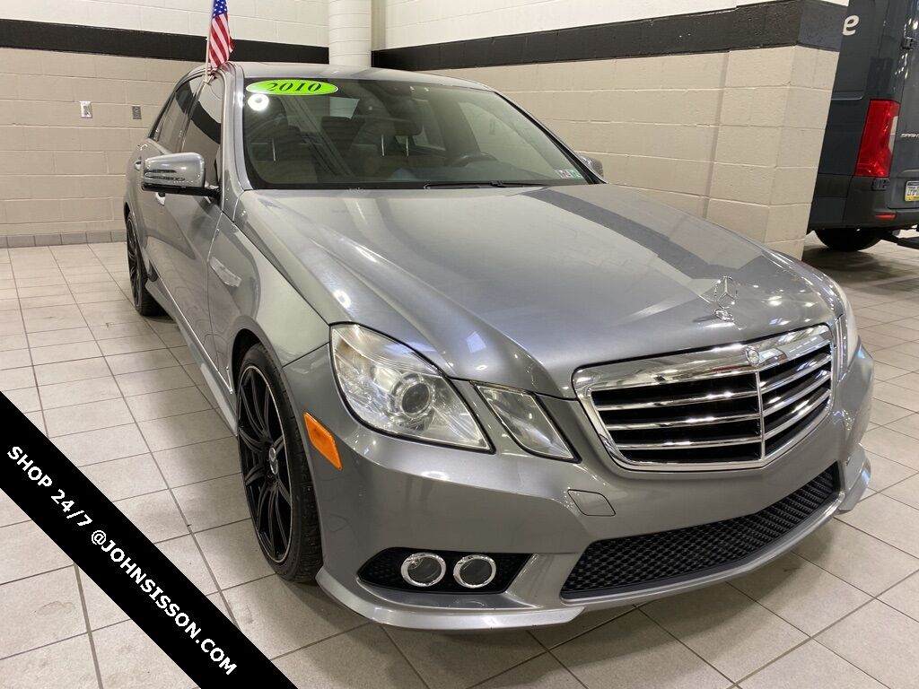 2010 Mercedes-Benz E-Class E 350 Washington PA