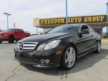 2010_Mercedes-Benz_E-Class_E 550_ Dallas TX