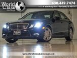 2010 Mercedes-Benz E-Class E 550 Sport - ONE OWNER 4MATIC AWD XENON LIGHTS LEATHER INTERIOR SUN ROOF HEATED AND AIR CONDITIONED SEATS PARKING SENSORS NAVIGATION PUSH BUTTON START