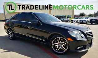 2010_Mercedes-Benz_E-Class_E 550 Sport NAVIGATION, LEATHER, SUNROOF, AND MUCH MORE!!!_ CARROLLTON TX