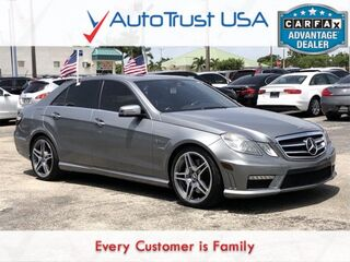 Mercedes-Benz E-Class E 63 AMG AMG NAV BACKUP CAM PANO ROOF LOW MILES FULLY LOADE 2010