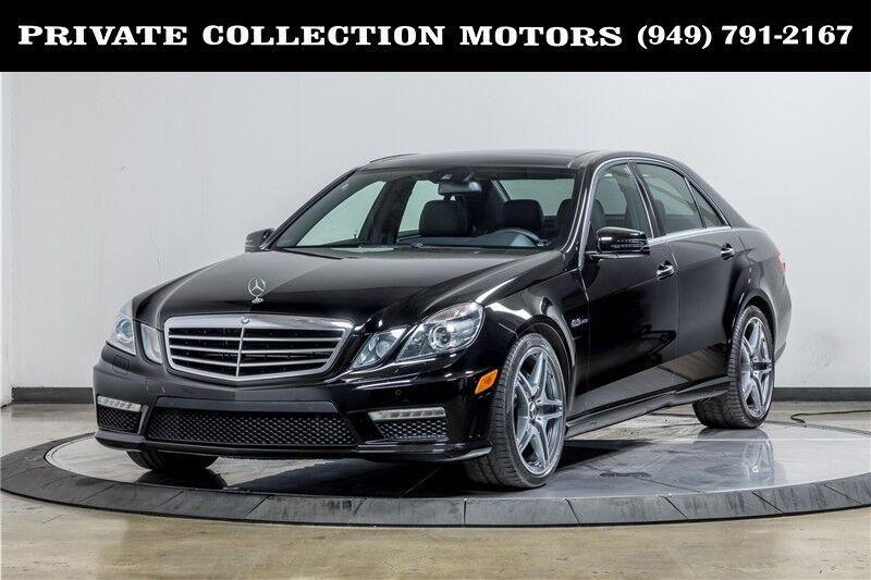 2010_Mercedes-Benz_E-Class_E 63 AMG_ Costa Mesa CA