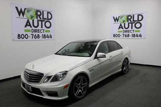 2010 Mercedes-Benz E-Class E 63 AMG Houston TX