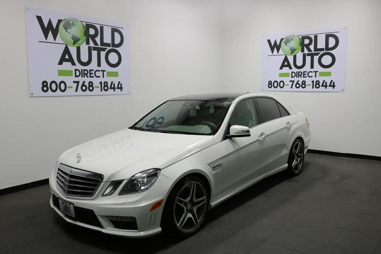 2010_Mercedes-Benz_E-Class_E 63 AMG_ Houston TX