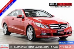 2010_Mercedes-Benz_E-Class_E350 Coupe_ Carrollton TX