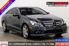 2010_Mercedes-Benz_E-Class_E550 Coupe_ Carrollton TX