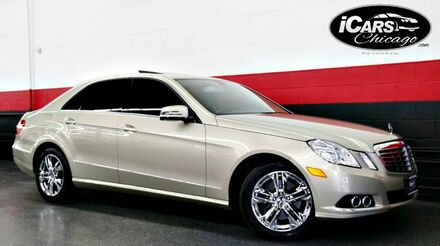 2010_Mercedes-Benz_E350_4-Matic Luxury 4dr Sedan_ Chicago IL