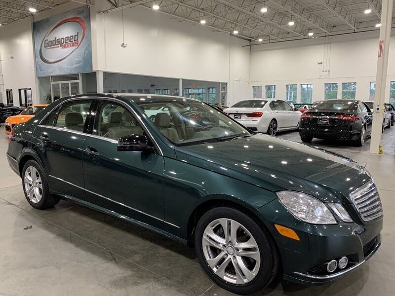 2010_Mercedes-Benz_E350_Luxury_ Charlotte NC