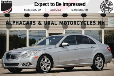 2010_Mercedes-Benz_E350_Sedan_ Boxborough MA