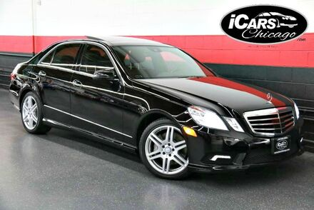 2010_Mercedes-Benz_E550 Sport_4-Matic 4dr Sedan_ Chicago IL