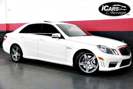 2010_Mercedes-Benz_E63 AMG_4dr Sedan_ Chicago IL