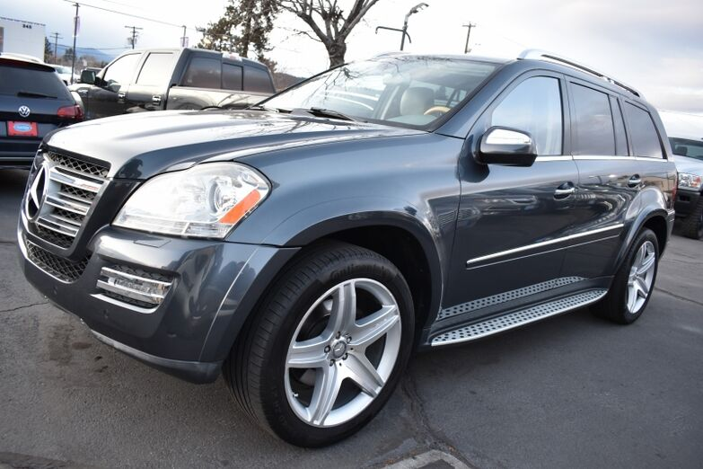 2010 Mercedes-Benz GL-Class 4MATIC GL 550 Bend OR