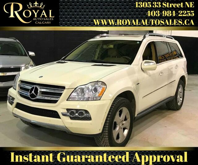 2010_Mercedes-Benz_GL-Class_GL 350 BlueTEC 3RD ROW SEATING, 2 SUNROOFS_ Calgary AB