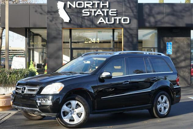 2010_Mercedes-Benz_GL-Class_GL 450_ Walnut Creek CA
