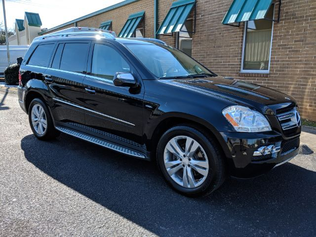 2010 Mercedes-Benz GL-Class GL350 BlueTEC Knoxville TN