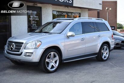 2010 Mercedes-Benz GL550 4Matic