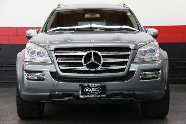 2010 Mercedes-Benz GL550 AMG Sport 4-Matic 4dr Suv Chicago IL